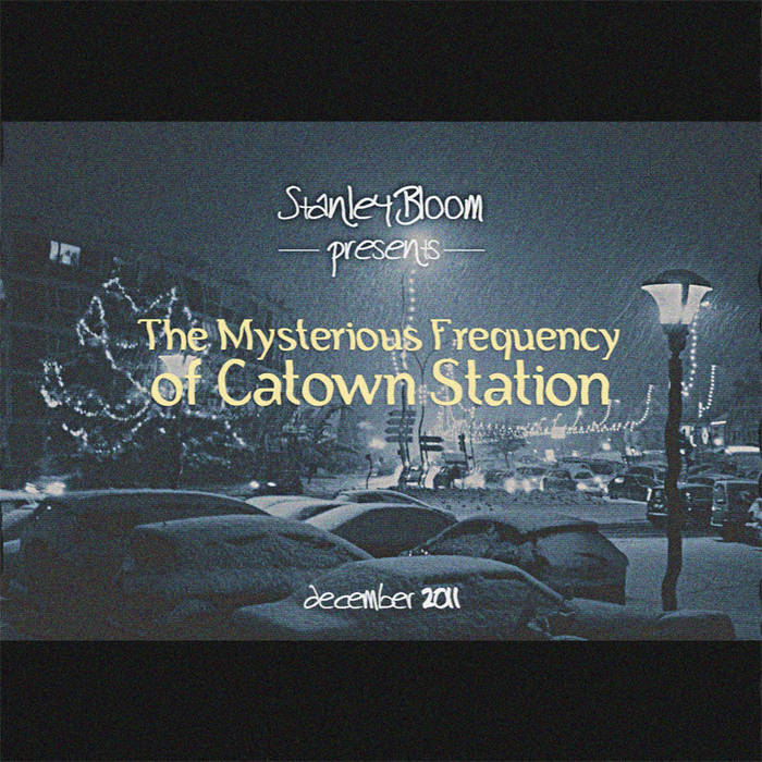 The Mysterious Frequency of Catown Station cover art