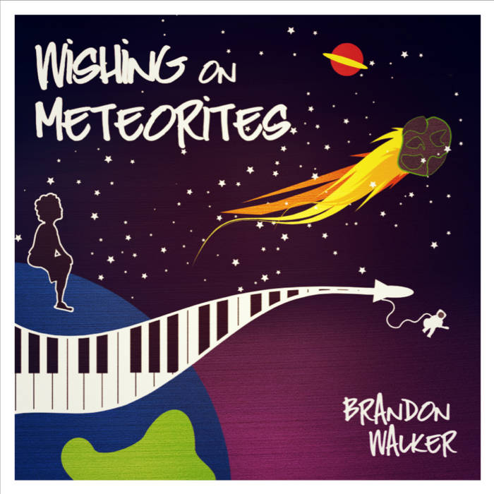 Wishing on Meteorites cover art