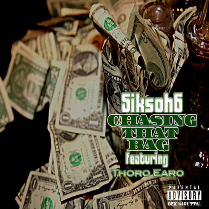 Chasing That bag feat. Thoro Earo cover art