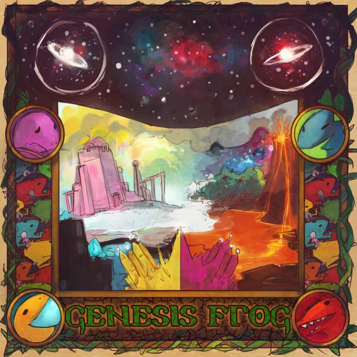Genesis Frog cover art