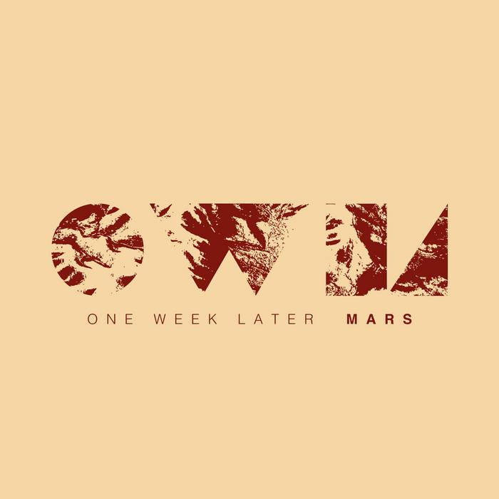 Mars cover art