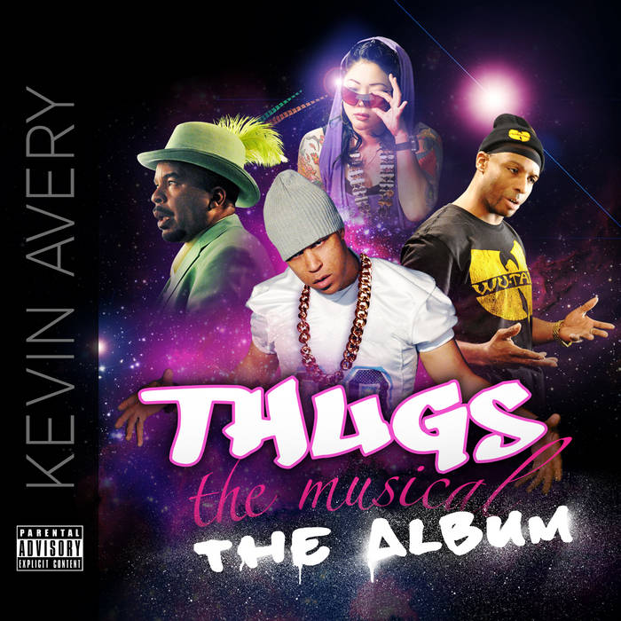Thugs, The Musical cover art