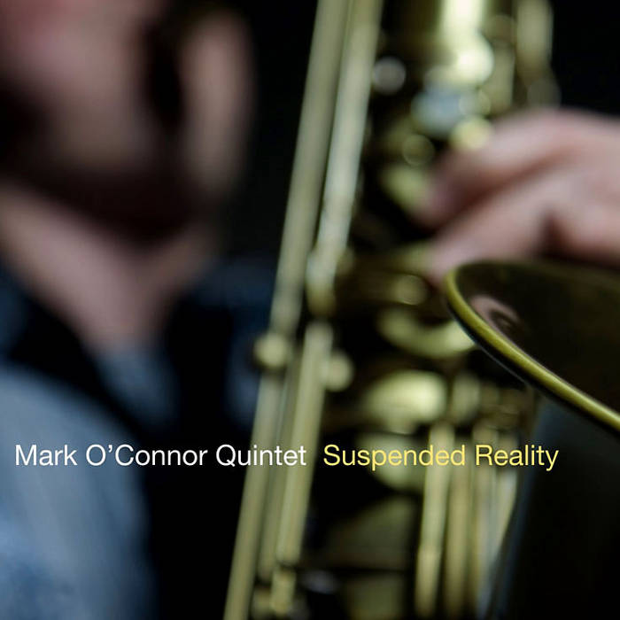 Suspended Reality cover art