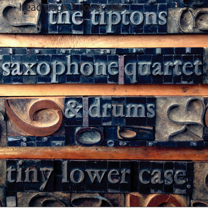 tiny lower case cover art