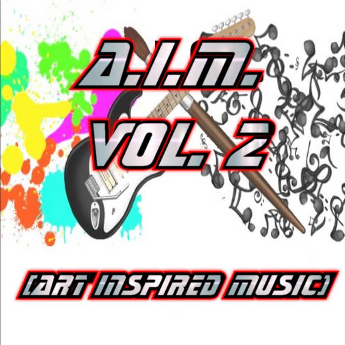 A.I.M. Vol. 2 (Art-Inspired Music) cover art