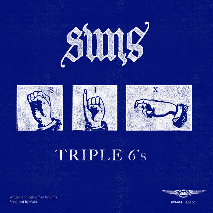 Triple 6's - Single cover art