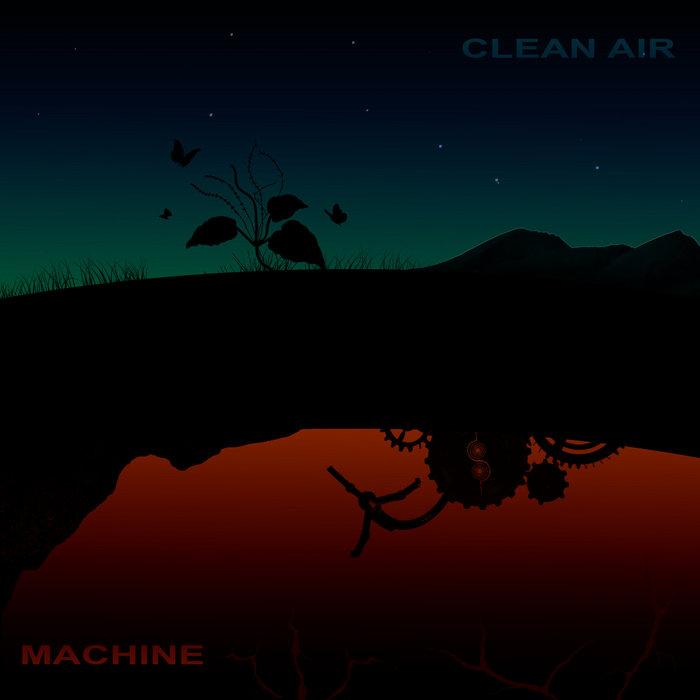 Machine / Clean Air cover art