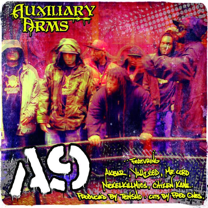 A9  (Armalitia Nine) cover art