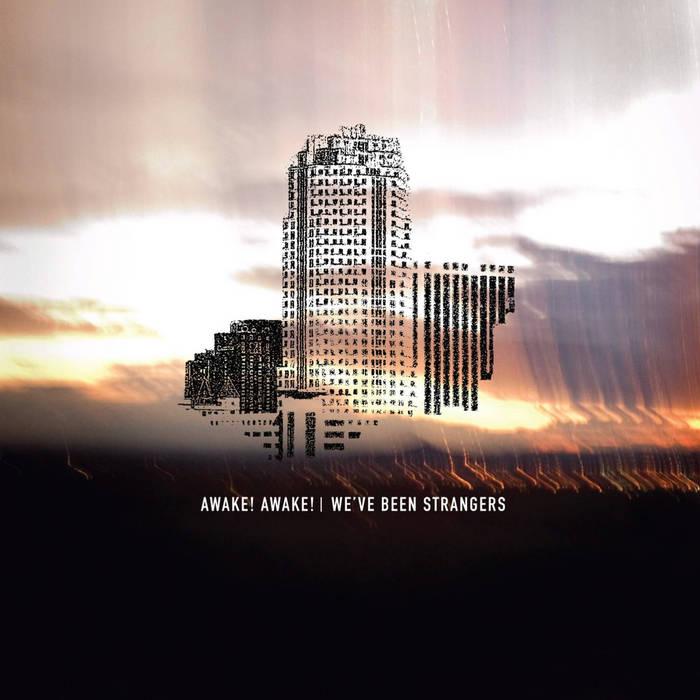 We've Been Strangers (LP) cover art