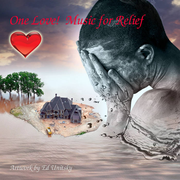 One Love! Music For Relief cover art