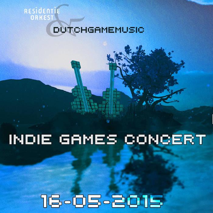 VVVVVV live orchestral medley cover art