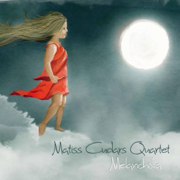 Melancholia cover art