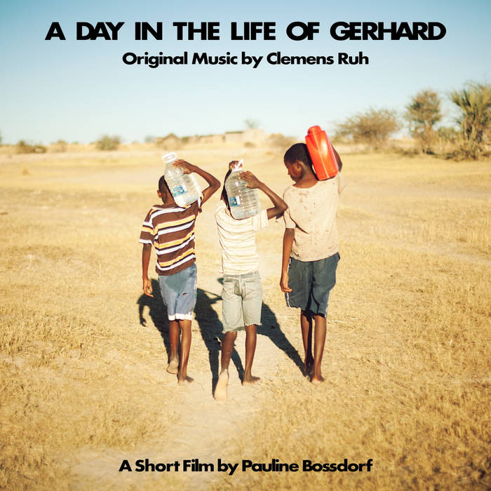 A Day in the Life of Gerhard (Short Film Original Score) cover art