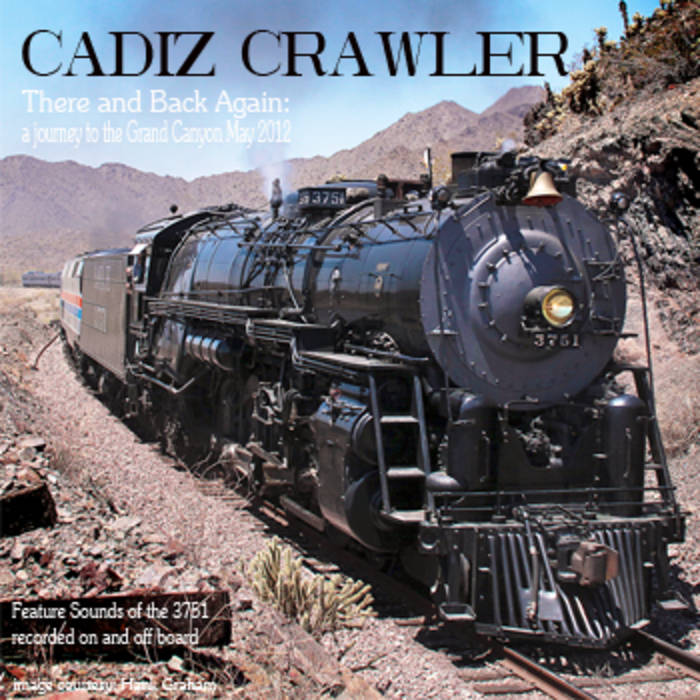 Cadiz Crawler: There and Back Again cover art