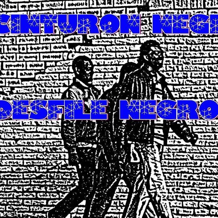Cinturon Negro Desfile Negro cover art