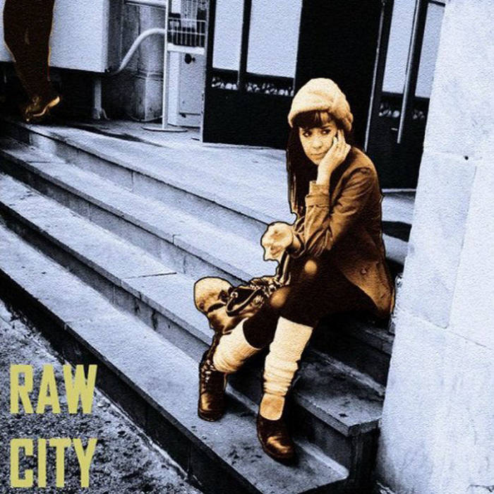 RAW CITY cover art