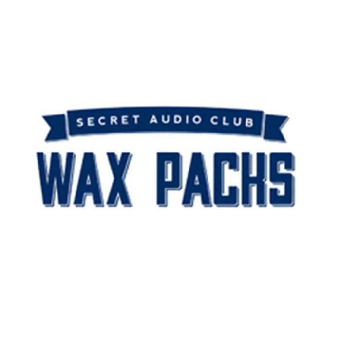 "Secret Audio Club ""WAX PACKS"" cover art"