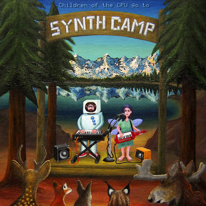 Synth Camp cover art