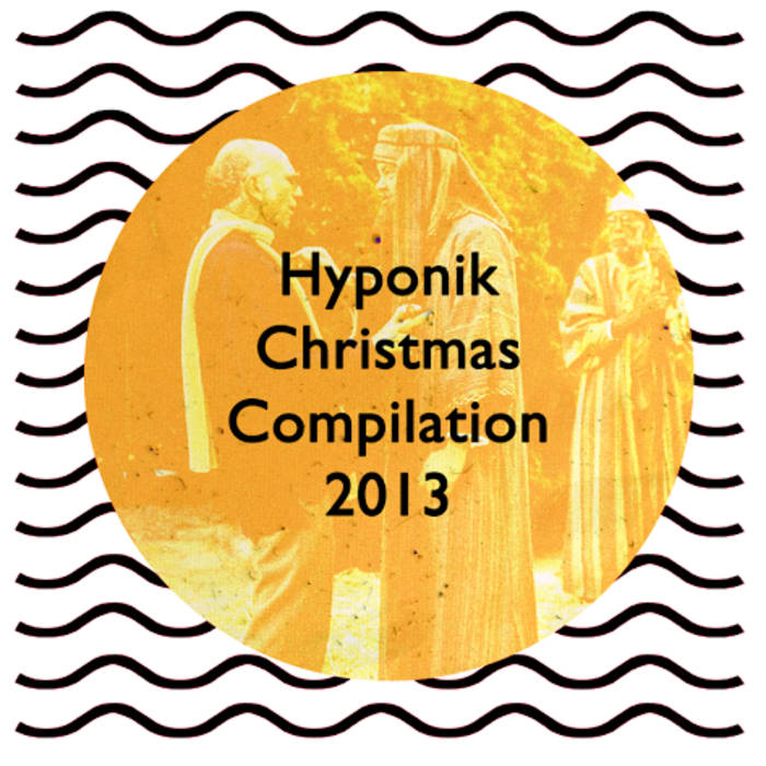 Hyponik Christmas Compilation 2013 cover art