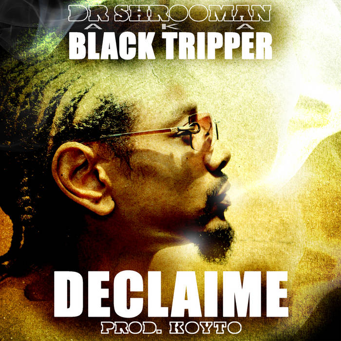 Dr. Shrooman AKA Black Tripper (Prod. KOYTO) cover art