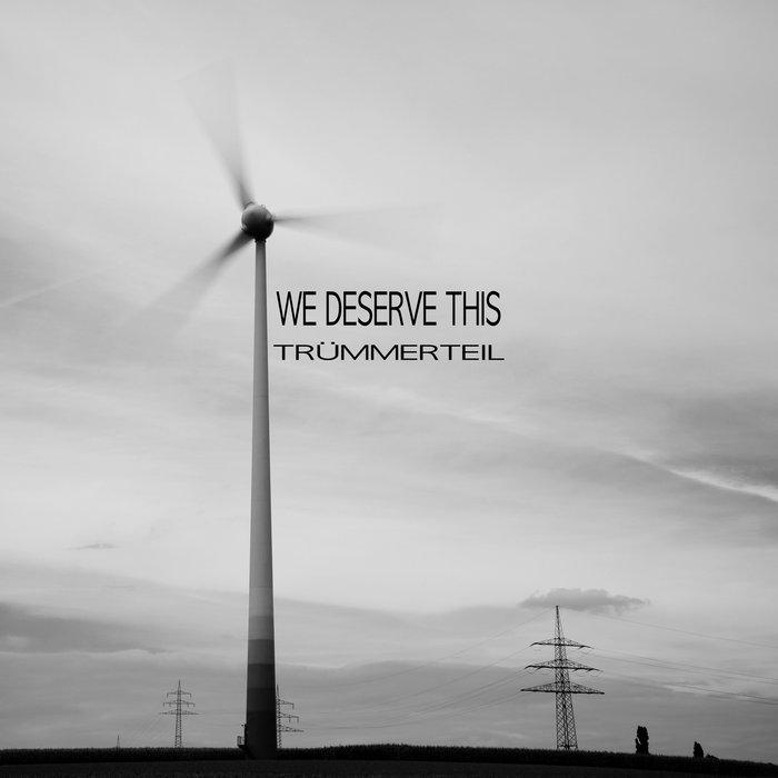 Trümmerteil (Single) cover art