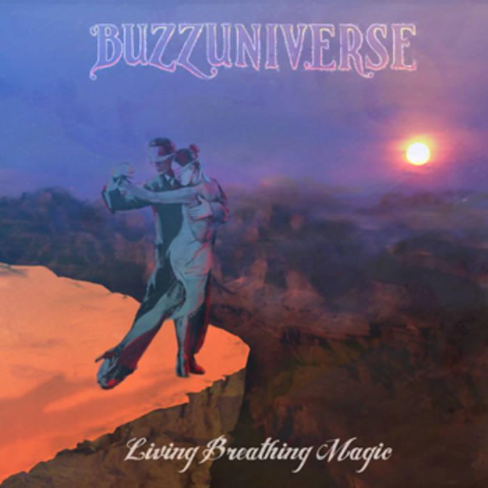 Living Breathing Magic cover art