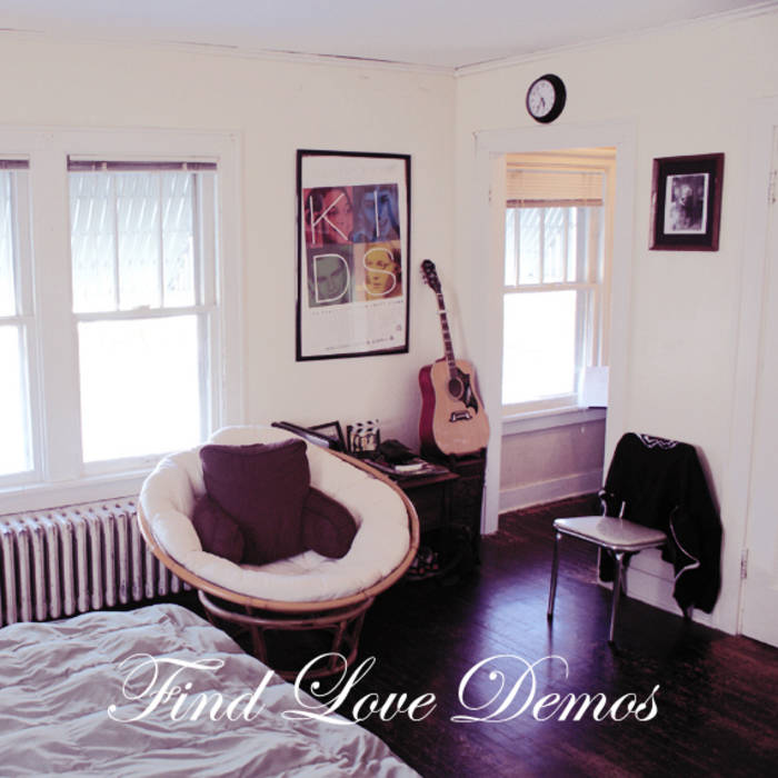 Find Love, the demos cover art