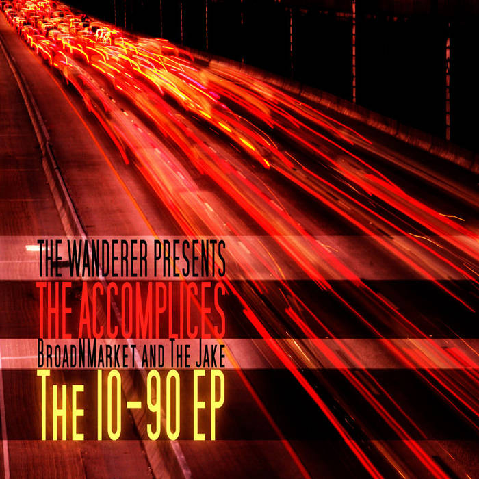 DJ Booth & The Wanderer Clothing Present The 10-90 EP cover art