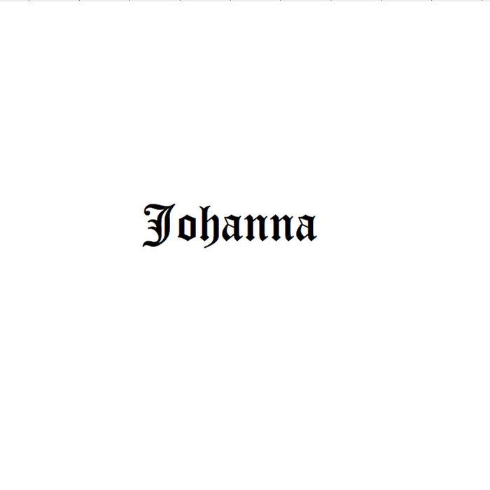 Johanna cover art