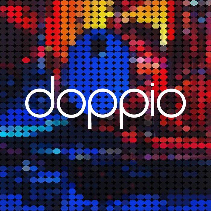 doppio (album) cover art