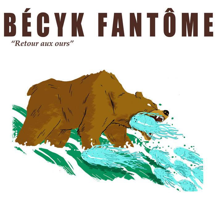 Retour aux ours cover art