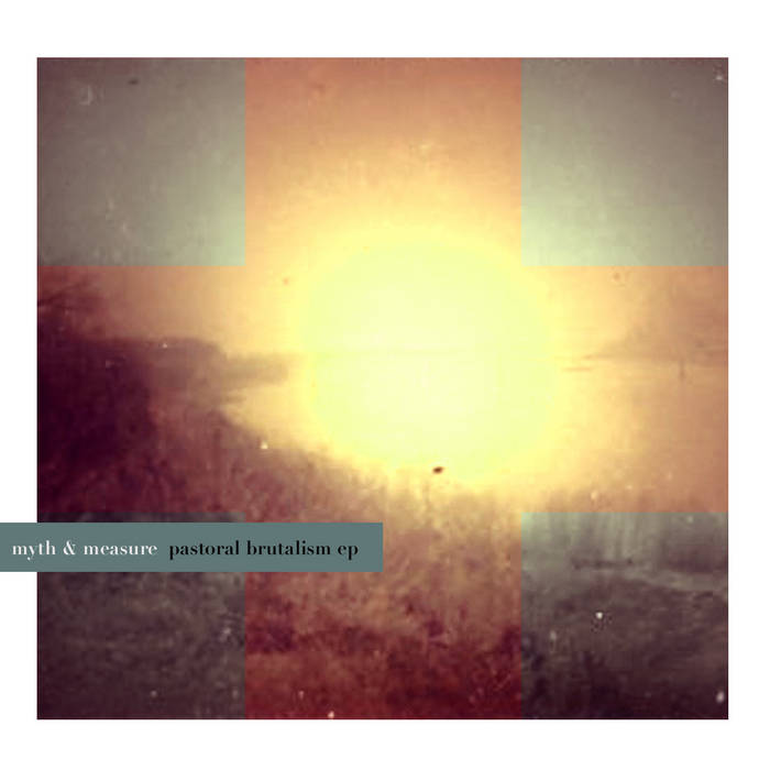 Pastoral Brutalism EP cover art