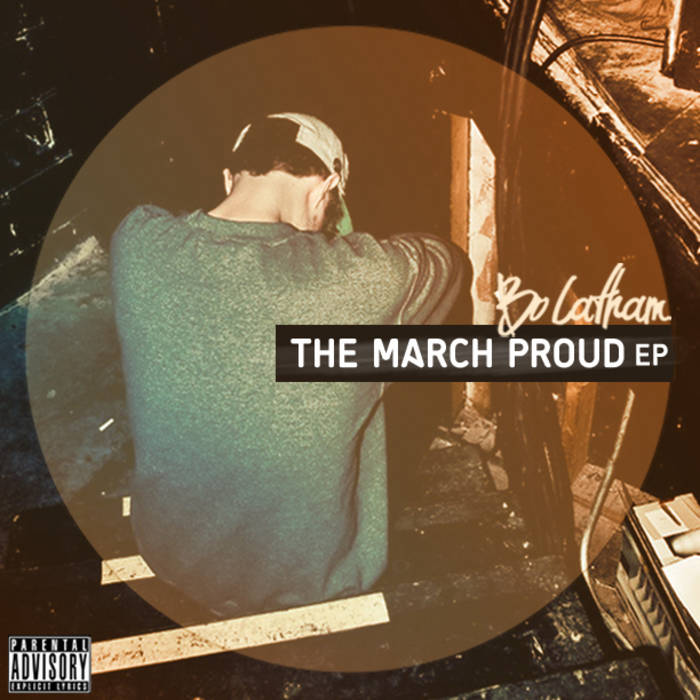 The March Proud EP cover art