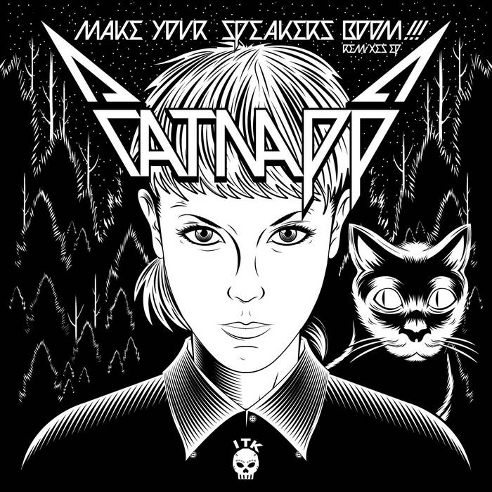 Make Your Speakers Boom (Remix EP) cover art