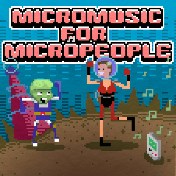 Micro Music For Micro People cover art