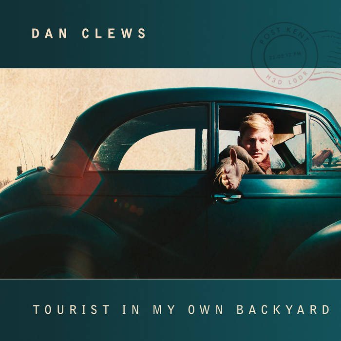 Tourist In My Own Backyard cover art