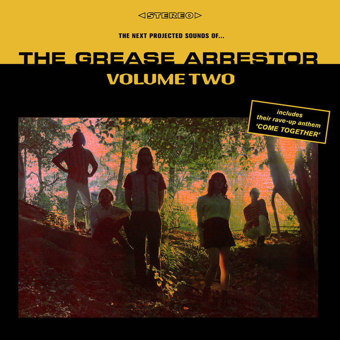 Volume Two cover art