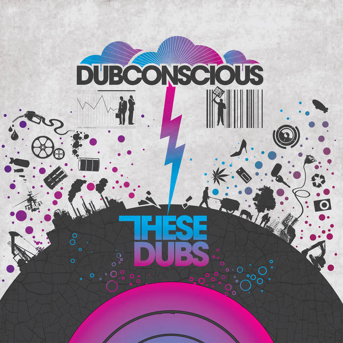 These Dubs - The Remixes cover art