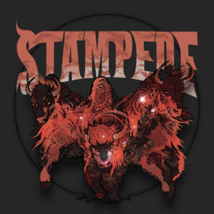 Stampede cover art