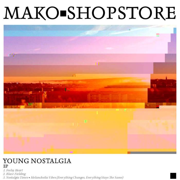 Young Nostalgia EP cover art