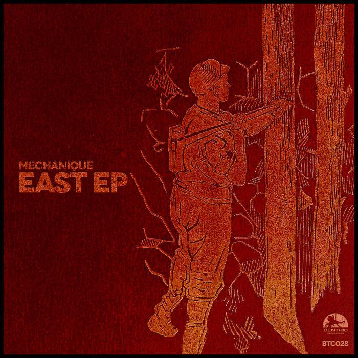 East EP (BTC028) cover art