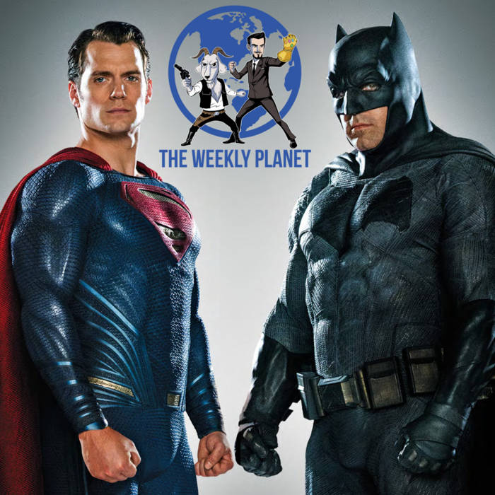 Batman V Superman Ultimate Cut - The Weekly Planet Commentary Track cover art