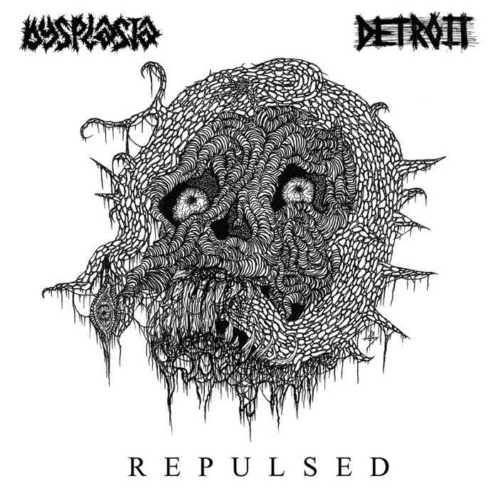 Repulsed cover art