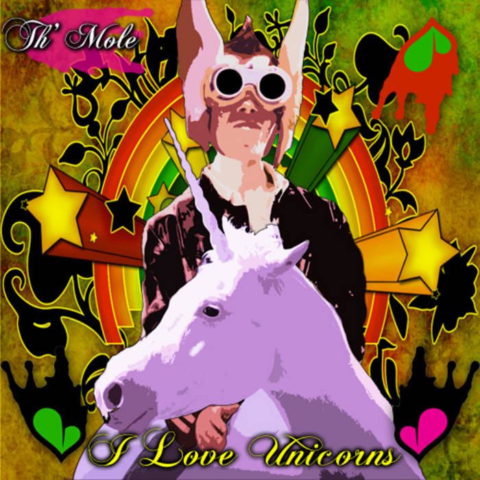 I Love Unicorns (Maxi-Single) cover art