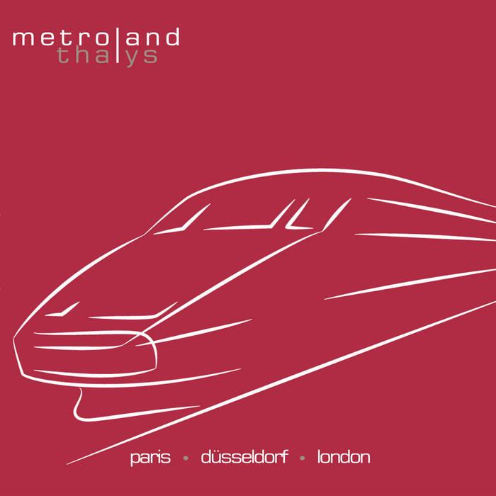Thalys EP cover art