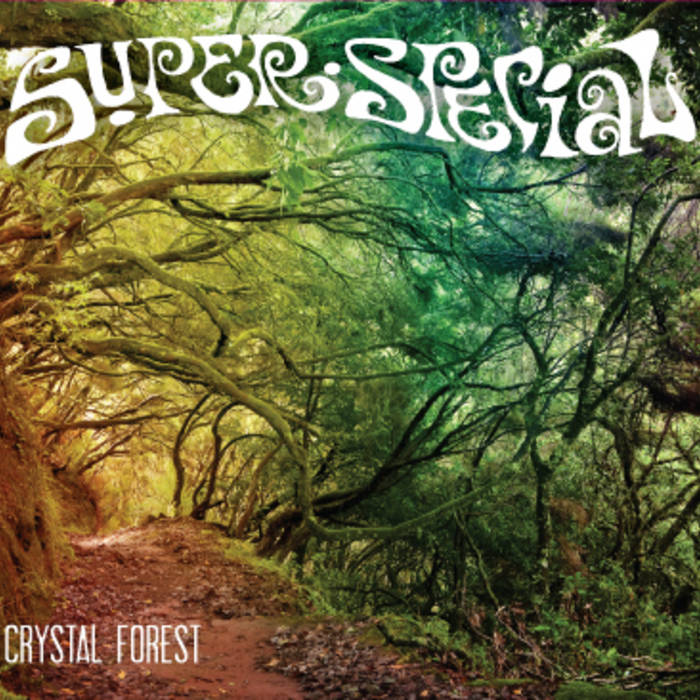 Crystal Forest cover art