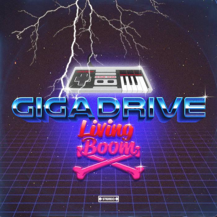 Gigadrive cover art