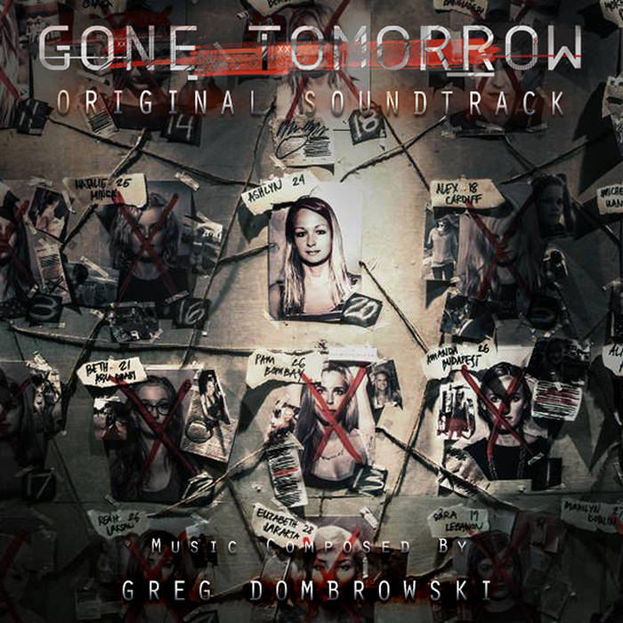 Gone Tomorrow Soundtrack cover art