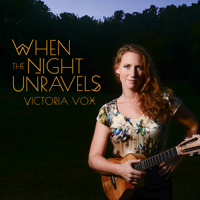 When the Night Unravels cover art