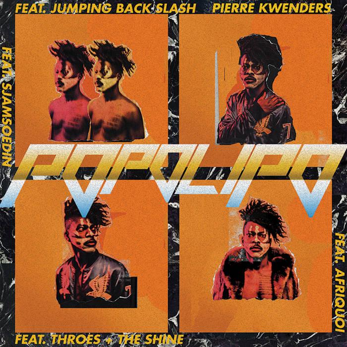 Popolipo (The Remixes) cover art